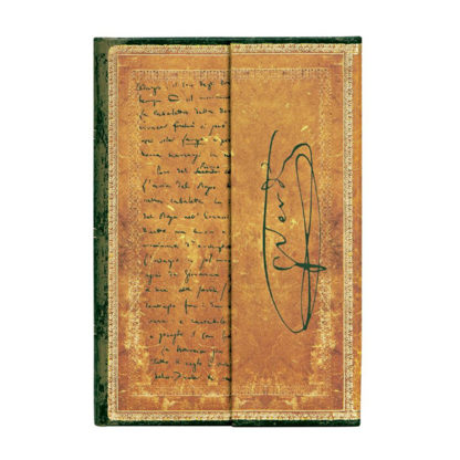 Paperblanks Embellished Manusripts Verdi, Carteggio Mini Wrap