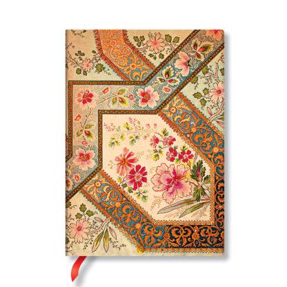 Paperblanks Flexis Filigree Floral Ivory Midi