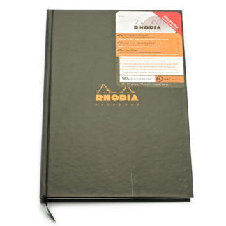Rhodia Rhodiactive hardcover notebook A5